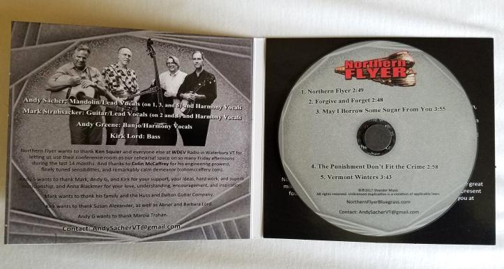 Inside CD